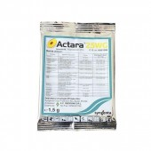 Insecticid -  Actara 25 WG, 1,5 gr
